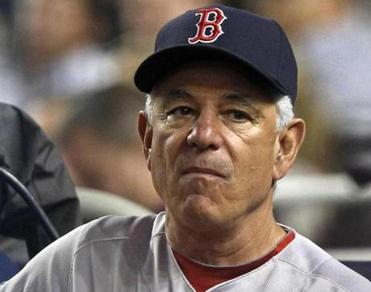 Bobby Valentine went 69-93 in his only season as manager of the Red Sox.